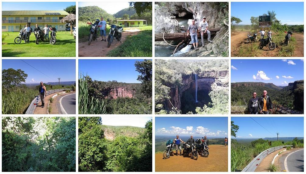 Trip to Bom Jardim - MT. From the 20th to the 24th of April, 2016.