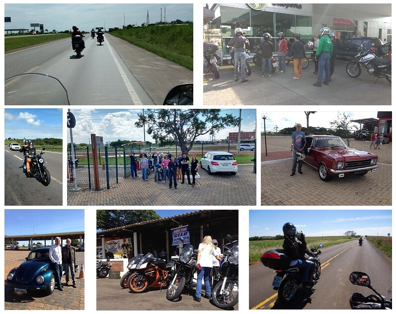 Photo album of my Yamaha Téneré 250 (rides, trips, etc.).